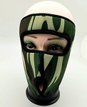 MOTORCYCLE RIDING CAMO WINTER MASK (ONE DOZEN)