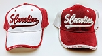 EMBROIDERED SOUTH CAROLINA HAT (ONE DOZEN)