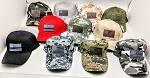 TACTICAL HAT MIXED COLORS (ONE DOZEN)