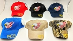 EAGLE HAT YELLOW USA (ONE DOZEN)