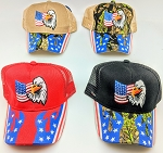 EAGLE HAT (ONE DOZEN)