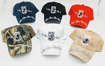 POW/MIA HAT ONE DOZEN MIXED COLORS