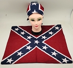 REBEL FLAG BANDANA (ONE DOZEN)